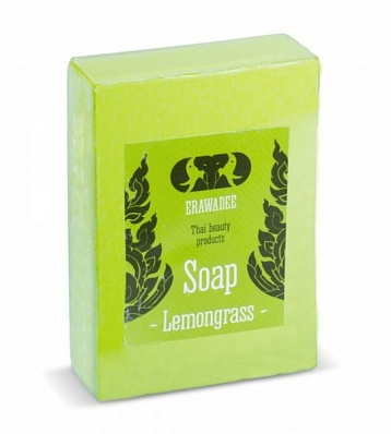 картинка 96 SOAP LEMONGRASS/НАТУРАЛЬНОЕ МЫЛО ЛЕМОНГРАСС/80