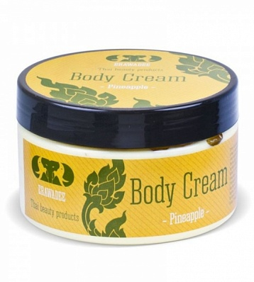 картинка 96 BODY CREAM PINEAPPLE/КРЕМ ДЛЯ ТЕЛА АНАНАС/250